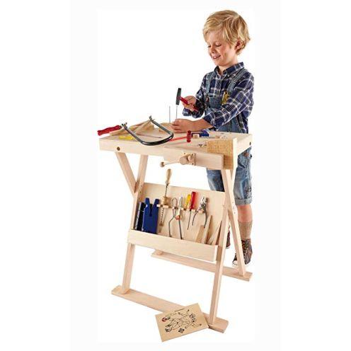 Bausch Werkbank Aus Massivem Holz Spielzeug Test 2020