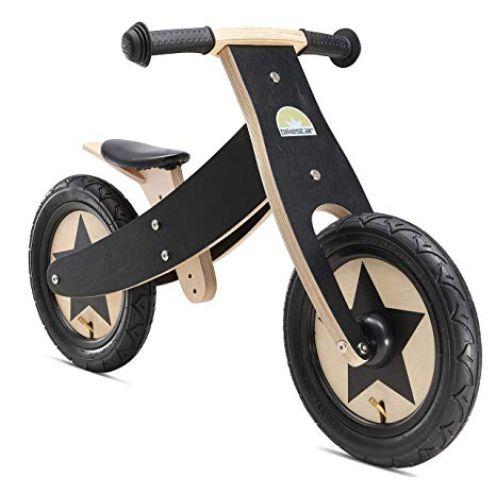 BIKESTAR Mitwachsendes Kinder Laufrad