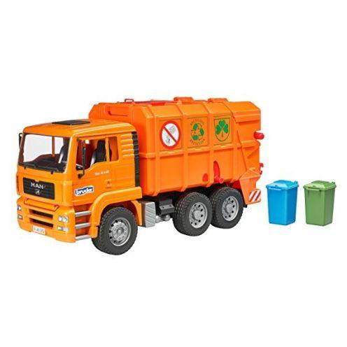 BRUDER 2760 - MAN Müllwagen