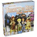 Days of Wonder Ticket to Ride Europa: First Journey