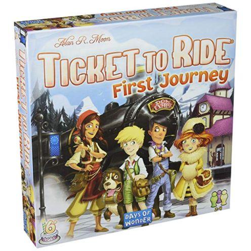 Days of Wonder Ticket to Ride Europa: First Journey