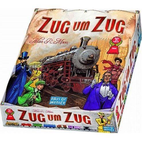 Days of Wonder Zug um Zug