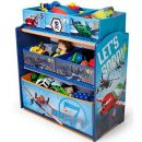 Delta Children DisneyPlanes Multi Toy Organizer