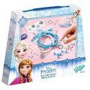 Disney Frozen Die Eiskönigin Bastelset Kristallarmbänder