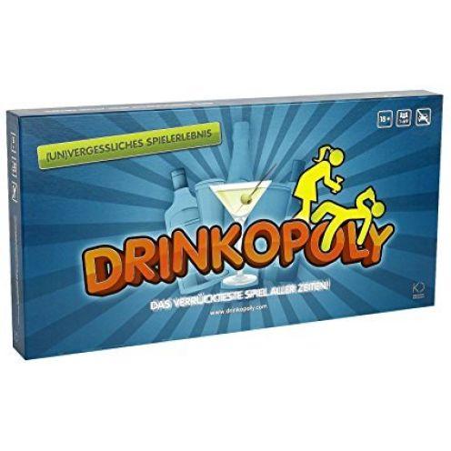 Drinkopoly an das Sie sich (un)gern erinnern mögen!