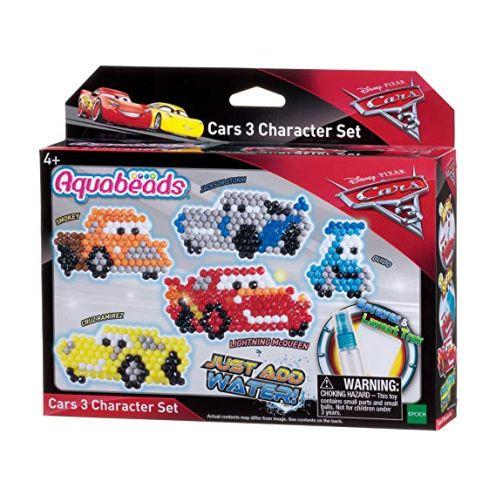 Epoch Traumwiesen 30218 Cars 3 Figurenset Bastelset für Kinder