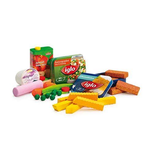 Erzi Supermarkt-Sortiment Lebensmittel