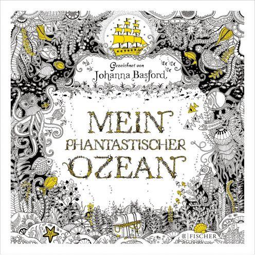 FISCHER Taschenbuch  Mein phantastischer Ozean