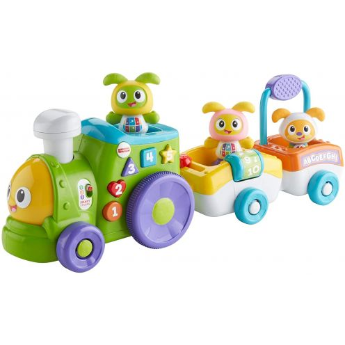 Fisher-Price FXH94 - Tanzspaß BeatBo Zug
