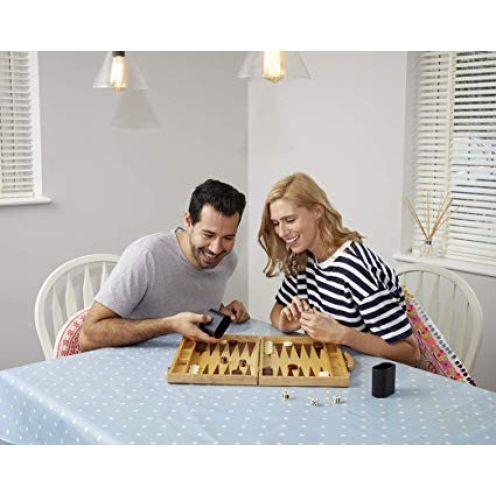 Gibson Games Backgammon Spiel