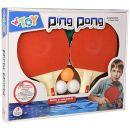 Globo Toys Globo – 47399 Sommer 1 Star Ping Pong-Set
