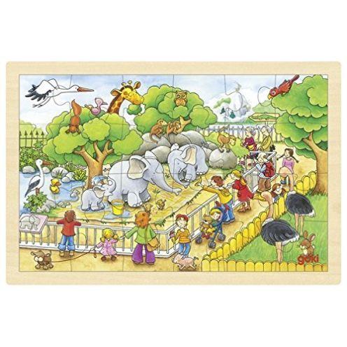Goki 57808 Zoobesuch