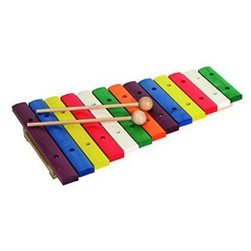 Goldon 11205 Xylophon aus Holz