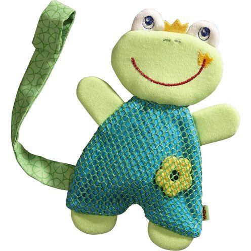 HABA 300446 Schnullertier Froschkönig