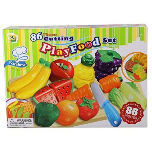 Haberkorn 86 Teile Lebensmittel Set 8200