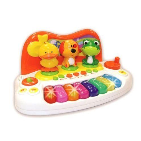 Haberkorn Baby Keyboard Animal