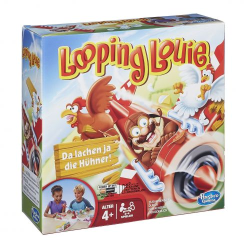 Hasbro 15692398 Looping Louie