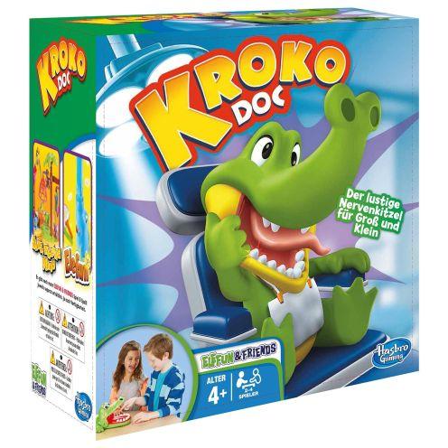Hasbro B0408100 Gaming Kroko Doc