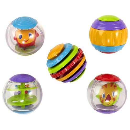 HCM Kinzel 10001525 Activity Balls