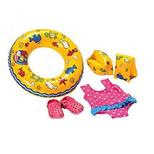 Heless Schwimmset für Puppen