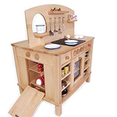 Holzspielzeug-Peitz Kinder-Spielküche 2050