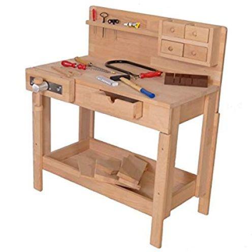 Holzspielzeug-Peitz Kinder-Werkbank 4014