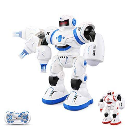 HSP Himoto RC Ferngesteuerter 2,4Ghz programmierbarer Roboter