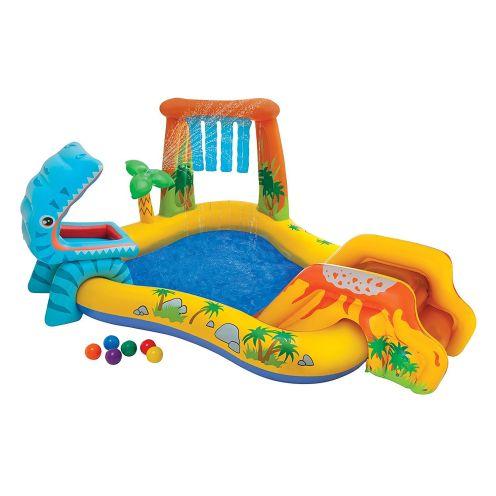 Intex 57444EP Play Center Dinosaur