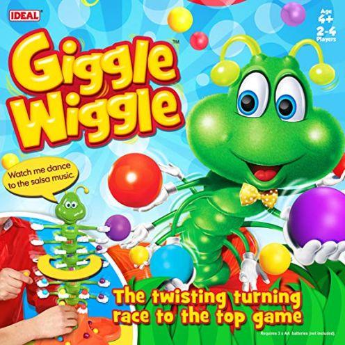 John Adams 10449 Giggle Wackel-Spiel