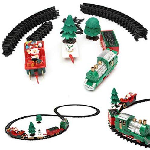 KING DO WAY Weihnachts Musical Zug