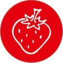 La Fraise Rouge Logo