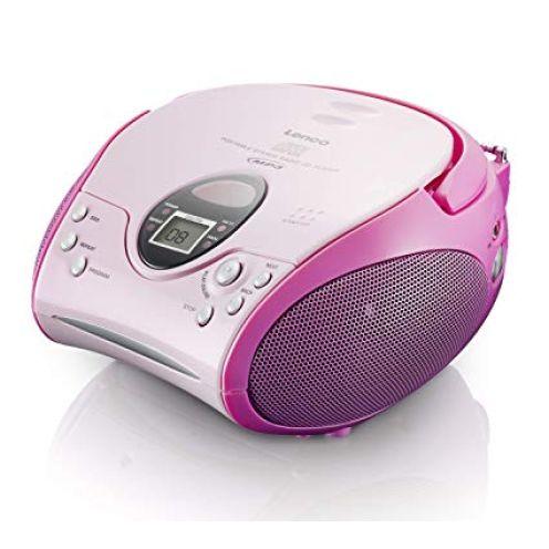 Lenco Radio CD-Player SCD-24