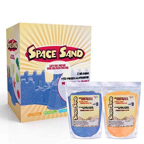 Leo & Emma Space Sand 2kg Set