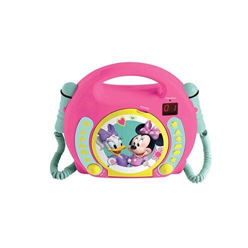 Lexibook Disney Junior Minnie Maus CD-Player