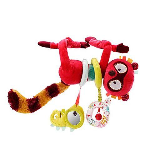 Lilliputiens 86576 - Georges Aktivitätsspielzeug Lemur