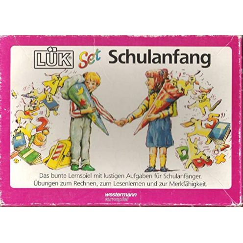 LÜK Schulanfang Lernbuch