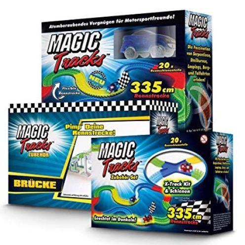 Magic Tracks Großes Set