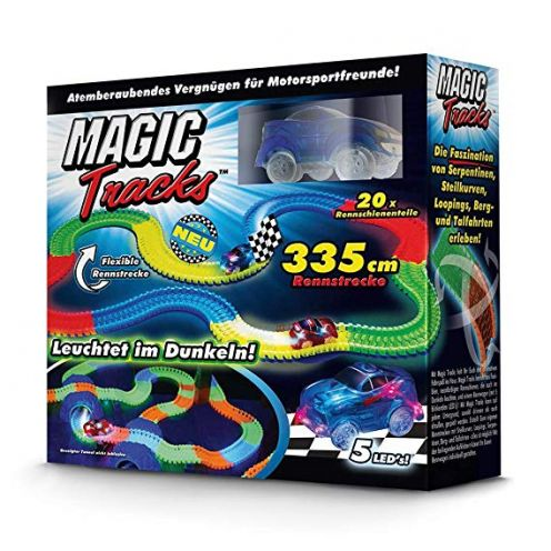 Magic Tracks Starter Set