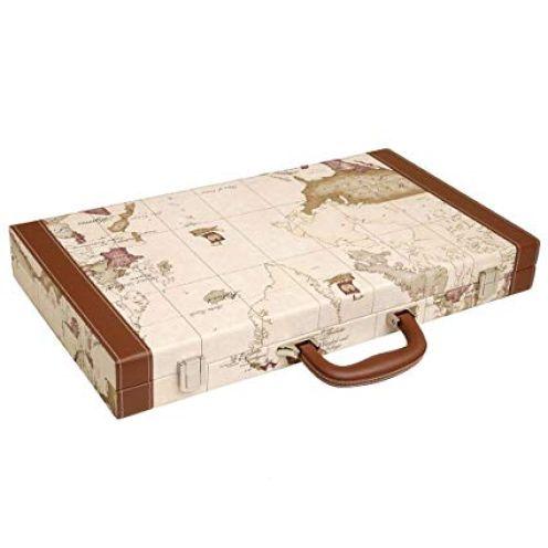 Middleton Games Luxus-Backgammon-Set