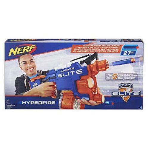 NERF B5573EU4 - N-Strike Elite Hyper-Fire