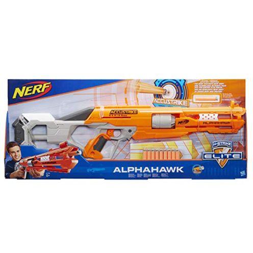 NERF B7784EU4 - N-Strike Elite AccuStrike Alphahawk