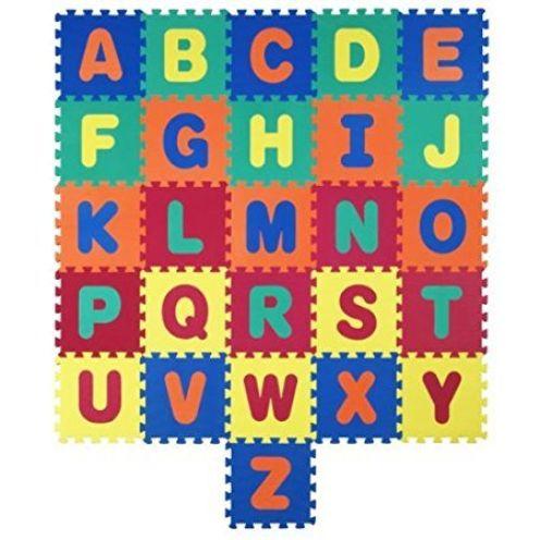 Bigood 26-teilig EVA Puzzlematte