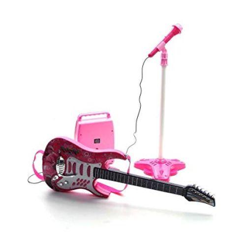 BSD Rock-Gitarre mit Stahlsaiten