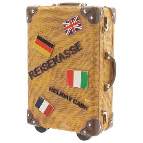 BW Spardose Reisekoffer