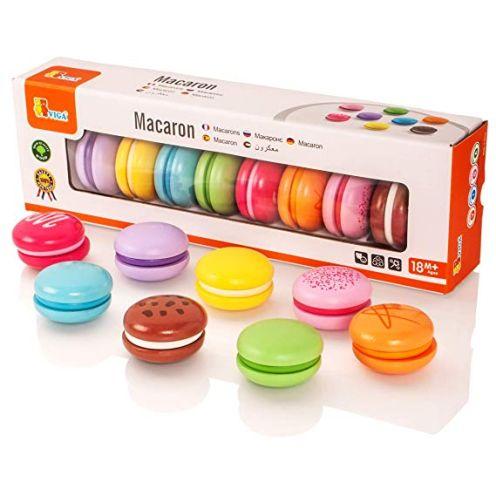 Eitech GmbH 50807 Viga Toys-Macaron-Set