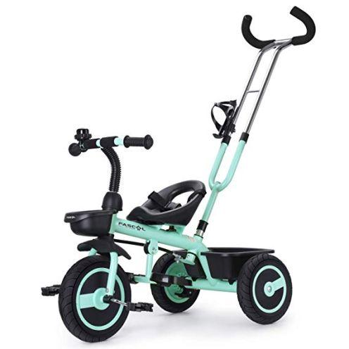 Fascol Kinder Dreirad ab 18 Monate bis 5 Jahre