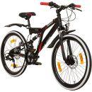No Name Galano 24 Zoll MTB Fully Adrenalin DS Mountainbike