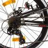 Galano 24 Zoll MTB Fully Adrenalin DS Mountainbike
