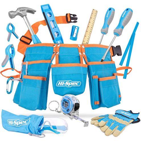 Hi-Spec 16-teiliges Kinder-Werkzeug-Kit
