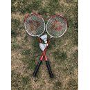 No Name HUDORA Badminton-Set No Limit inkl. Tragetasche
